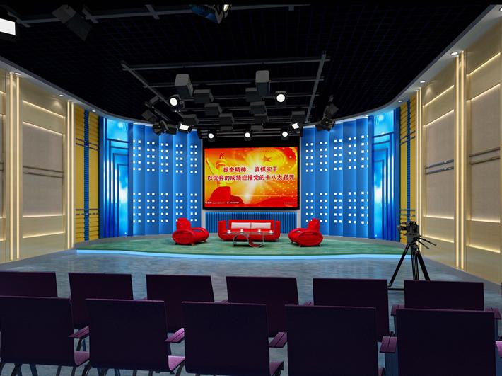 窗标准采用《广播电视录(播)音室